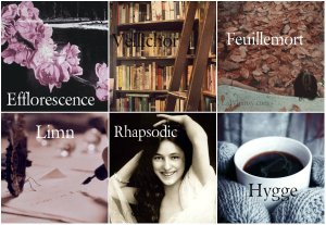 Word Nerd 2015 Wrap Up collage 2 via LaWhimsy