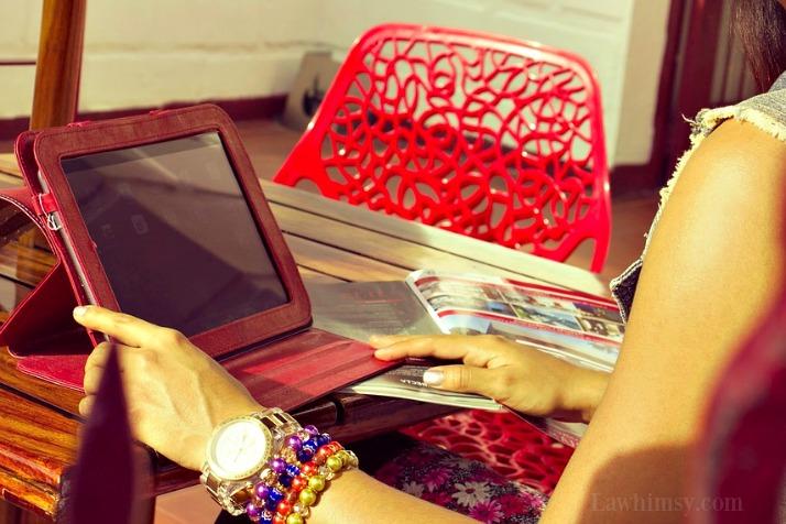 neophile trendsetter blogger girl via LaWhimsy