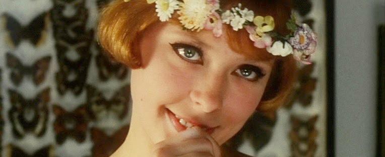 gamine Marie from Daisies 1966 Director Věra Chytilová