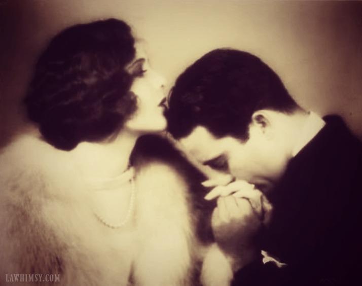 raptuous baisemain kisses via LaWhimsy