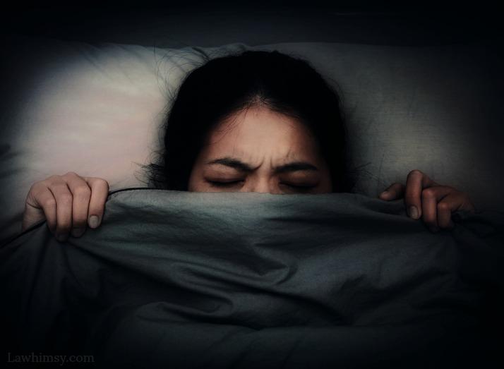 malneirophrenia caused by bad dream demons via LaWhimsy
