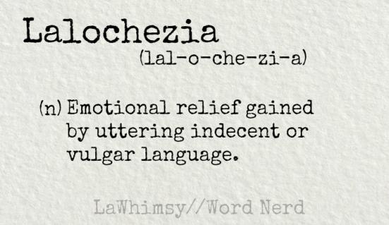 Image result for lalochezia