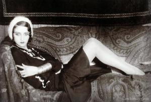 the pulchritude of Renée Perle byJacques-Henri Lartigue 1931 via LaWhimsy