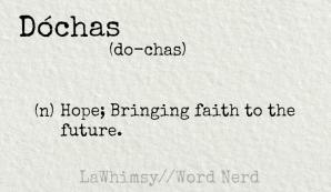 dochas definition Word Nerd via LaWhimsy