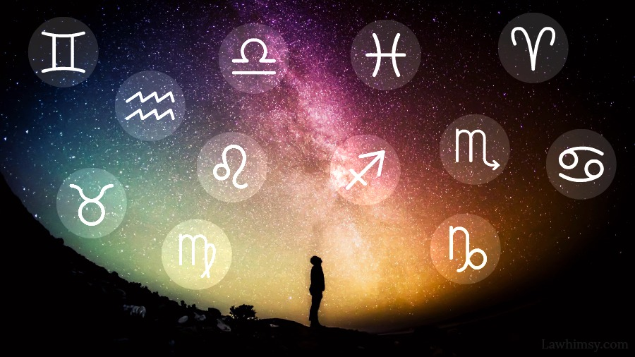 apotelesma zodiac horoscope destiny written in the stars via LaWhimsy