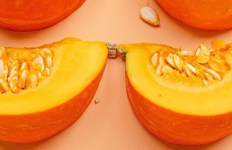 fresh pepita straight from the pumpkin via Word Nerd by LaWhimsy