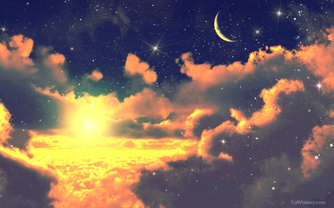 Sabaism is the worship of the sun, moon and stars Word Nerd via LaWhimsy