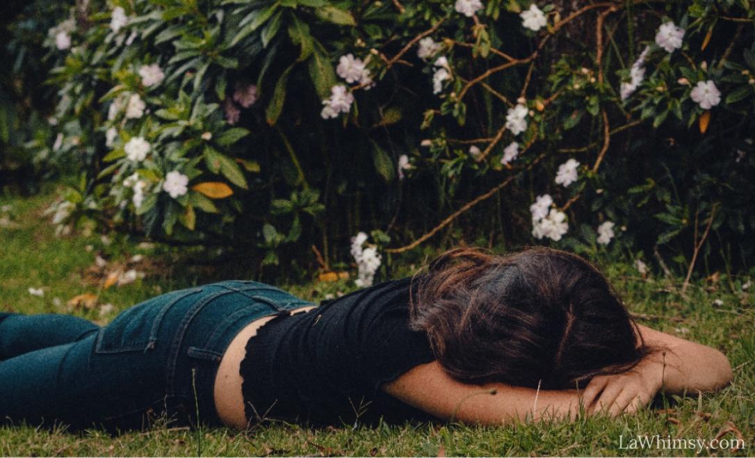 alamort or half-dead of exhaustion image crop via LaWhimsy